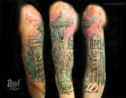 29 best seattle tattoos by dzul images on pinterest seattle