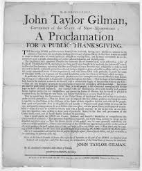 file gilman thanksgiving proclamation jpg wikimedia