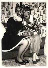 vintage masks vintage everyday 15 creepy vintage animal masks
