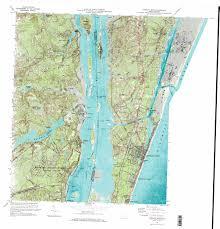 Map Nc Carolina Beach Topographic Map Nc Usgs Topo Quad 34077a8