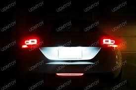 audi brake light style 3 in 1 audi tt rear fog light backup light assembly