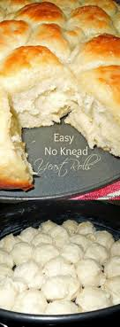 this easy no knead yeast rolls recipe from s southern