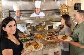 Best Las Vegas Breakfast Buffet by Canney Row Buffet In North Las Vegas Cannery Casino Hotel