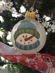 snowman tole snowman ornament tole painting u2026 pinteres u2026