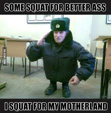 Squat Meme - squat for motherland eurokeks meme stock exchange