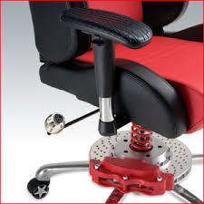 Race Car Seat Office Chair Pitstop Gt Series Office Chair