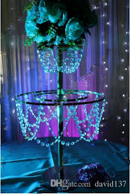 chandelier centerpieces clear acrylic chandelier table top centerpieces for flower