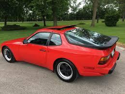 super clean 1986 porsche 944 turbo fuchs sport seats stored