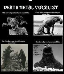 Metal Meme - death metal by motorbreath meme center