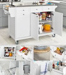 ilot de cuisine mobile îlot central le top10 pour votre cuisine