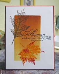 study 118 thanksgiving leaves and cards