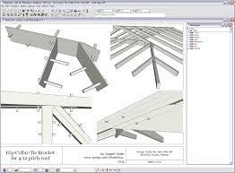 28 roof design software trusses gambrel room in attic joy roof design software cad international realcad complete