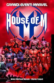 house of m it grandi eventi marvel house of m seconda rista
