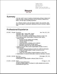 usa resume resume format usa endearing usa resume builder