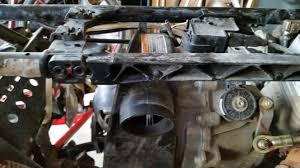 upper frame support broken polaris atv forum