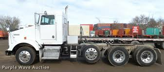 kenworth t800 semi truck 2003 kenworth t800 semi truck item da0532 sold february