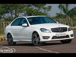 mercedes c class price in india mercedes c class car price review in india