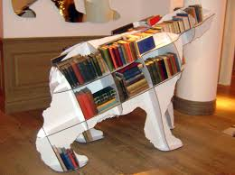 Unusual Bookcases 15 Completely Unusual Book Shelves