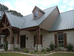 Metal Roof On Houses Pictures by Pictures Of Stone Houses With Metal Roofs