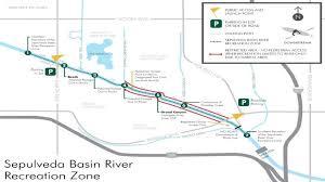 Lacc Map Recreation Los Angeles River Revitalization