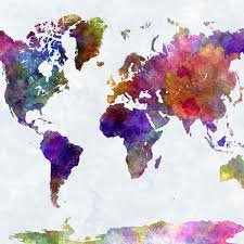 Watercolor Florida Map by Foreign Buyers And Immigration Expected To Drive Future Demand For