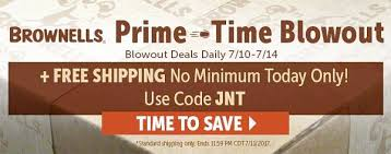 brownells black friday prime day deals at brownells and savings all week daily bulletin