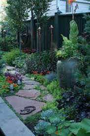 triyae com u003d narrow backyard landscaping ideas various design