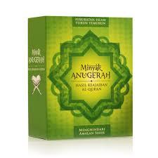 Minyak Wangi Kasturi anugerah products nazri stokist minyak kasturi hijau