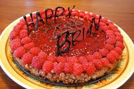 chocolate raspberry birthday cheesecake pictures