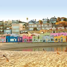 dream towns in california coastal living