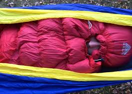 Cocoon Hammock Camping Quick Tips Stay Warm When Winter Hammocking
