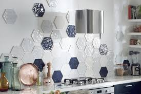 stickers deco cuisine stunning stickers salle de bain mosaique contemporary lalawgroup
