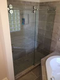 glass shower enclosure gallery of pensacola fl installations