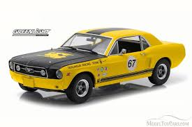 67 Mustang Black 1967 Terlingua Continuation Mustang 67 Yellow With Black