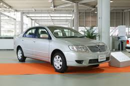 toyota corolla gas consumption toyota global site corolla the ninth generation 05