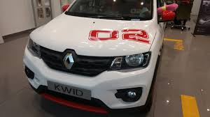 renault kwid specification automatic new renault kwid 02 anniversary edition walkaround price