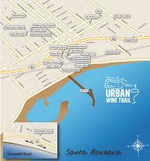 Paso Robles Winery Map Santa Barbara Wine Country California Winery Advisor