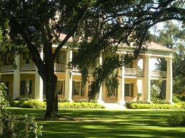 an actual place called houmas house it was the house used in the