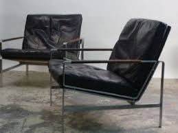 Leather Lounge Chair Black Leather Lounge Chair Foter