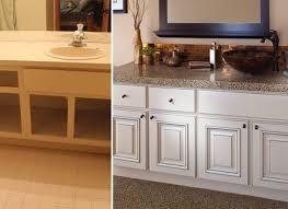 kitchen cabinet refacing before and after ellajanegoeppinger com