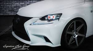 lexus is350 headlight custom lighting car leasing dealer brooklyn u0026 staten island new