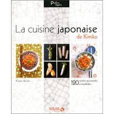 livre de cuisine japonaise la cuisine japonaise de kimiko broché kimiko barber achat