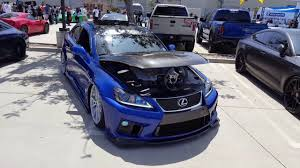 lexus sedan colors lexus isf tuned car with multiple colors xenon headlights youtube