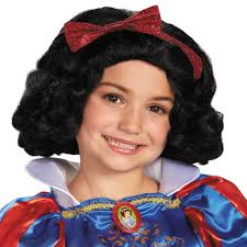 snow white wigs for kids discount wig supply