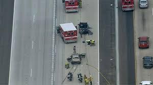 Sigalert San Diego Map by Multi Vehicle Crash Slows Traffic In Mira Mesa Nbc 7 San Diego