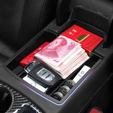 Audi Q5 New Design - new design central storage box broadhurst armrest remoulded car