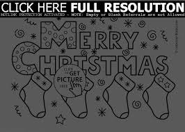 free christmas colouring pages to print u2013 christmas fun zone
