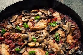 cuisine paleo tuscan chicken skillet paleo leap