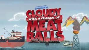 cloudy chance meatballs tv series logopedia fandom