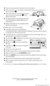 nissan juke green auto light flashing nissan juke 2015 f15 1 g quick reference guide